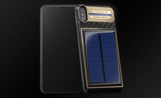 Илон Маск получит iPhone Xсбесконечным зарядом