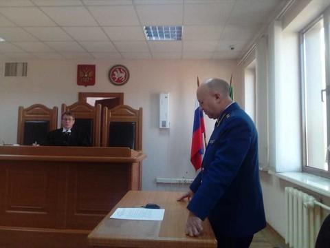 Илдус Нафиков в суде доказал незаконность решения властей Актанышского района