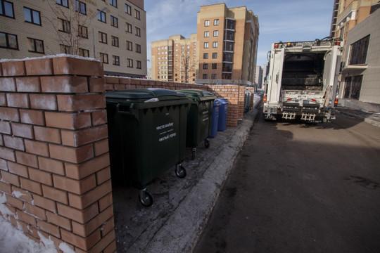 Тариф на вывоз мусора в РТ вырос на 20%: населению «включили» НДС