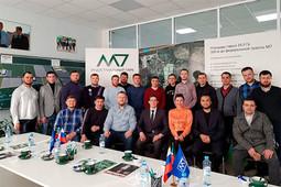 19 марта члены PrivateClub АПМ РФ ознакомились с успехами индустриального парка «М-7»