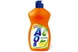 Роскачество наградило сертификатом средство для мытья посуды AOS