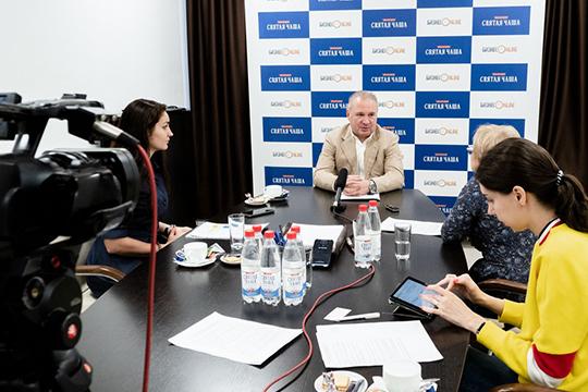 Упроекта есть свои «чемпионы»: чаще всех интернет-конференцию посещал председатель совета директоров ООО«УК«ТрансТехСервис»Вячеслав Зубарев(7 раз)