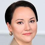 Дина Лаврикова — генеральный директор «Нэфис Косметикс»