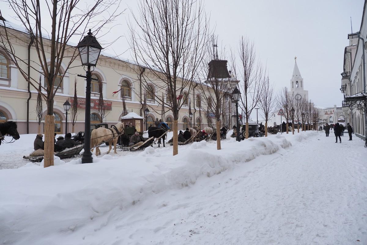 «Все, кто читал роман, знают, что героиня мечтала попасть в Казань. Бойтесь своих желаний»