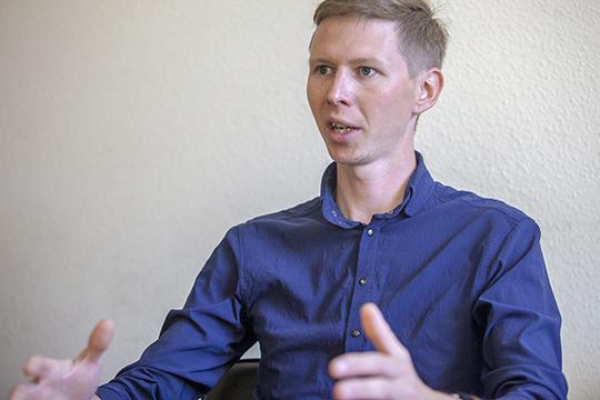 Сергей Горин: «Рынок высотных работ очень нестандартный. Анализу он не поддается»