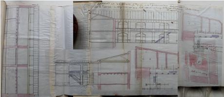 архивный документ 1871г_строительство 2-х этажного корпу