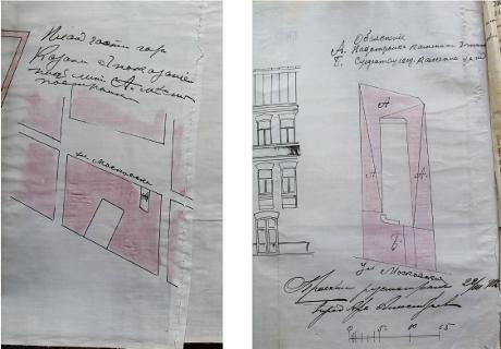 архивный документ 1912г Надстройка 3-го этажа_460.jpg