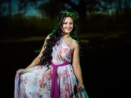 Alina Sharipzhanova
