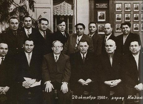 Р' день избрания первым секретарем Татарского РѕР±РєРѕРјР° РїР