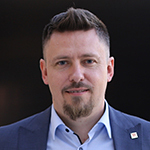 Борисов Александр Сергеевич, директор Технопарка в сфере высоких технологий «ИТ-парк»