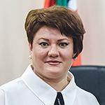 Гатауллина Наталья Вячеславовна, руководитель Территориального органа Федеральной службы государственной статистики по РТ