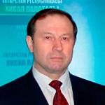 Демидов Алексей Иванович, председатель Счетной палаты РТ