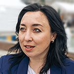Шарова Луиза Николаевна, директор Казанского татарского государственного театра юного зрителя им. Габдуллы Кариева
