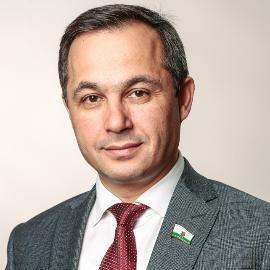 Шавалиев Рафаэль Фирнаялович, депутат Казанской городской Думы, главный врач ГАУЗ «Республиканская клиническая больница МЗ РТ»