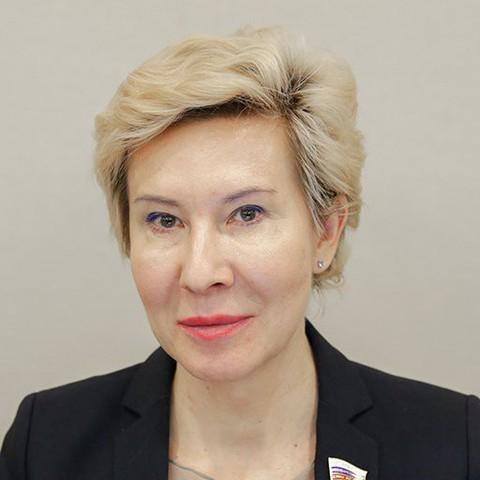 Павлова Ольга Ивановна, депутат Государственной Думы РФ
