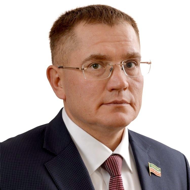 Тыгин Александр Васильевич, депутат Госсовета РТ, председатель комитета Госсовета РТ по жилищной политике и инфраструктурному развитию