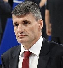 Перасович Велимир , Главный тренер БК «Уникс»