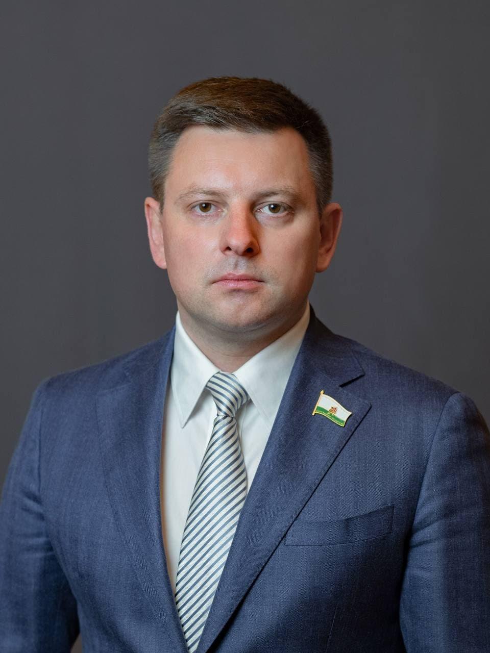 Климов Ефим Сергеевич, соучредитель, генеральный директор группы компаний «Эттон», депутат Казанской городской Думы
