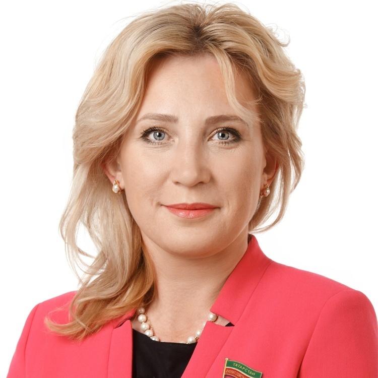 Рыбакова Людмила Николаевна, депутат Государственного Совета РТ шестого созыва