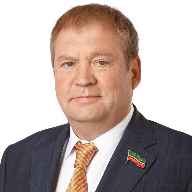 Егоров Андрей Юрьевич, директор МУП «Водоканал», депутат Госсовета РТ