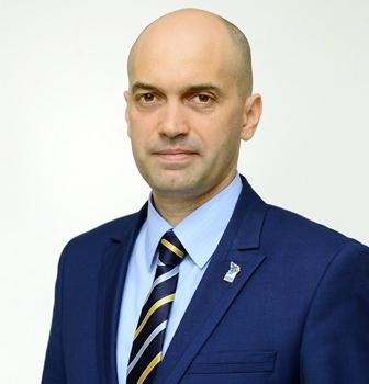 Кадыров Азат Рифгатович, первый заместитель министра спорта Российской Федерации
