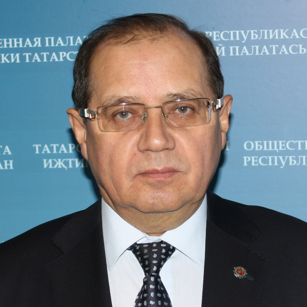 Гафиятуллин Мунир Минхайдарович, генеральный директор АО «Спорткультавтотовары»