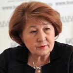 Валеева Зиля Рахимьяновна, председатель Общественной палаты РТ