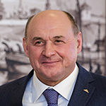 Егоров Иван Михайлович, генеральный директор АО «Холдинговая компания «Ак Барс»