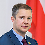 Шагивалеев Тимур Наилевич, генеральный директор АО «ОЭЗ ППТ «Алабуга», депутат Госсовета РТ