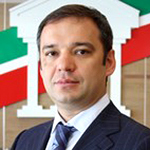 Абузяров Айрат Рафаэлевич, генеральный директор Фонда жилищно-коммунального хозяйства РТ