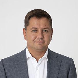 Вольфсон Илья Светославович, директор ГК «СМУ-88», депутат Госсовета РТ