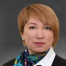 Глухова Лариса Юрьевна, начальник государственно-правового управления президента РТ