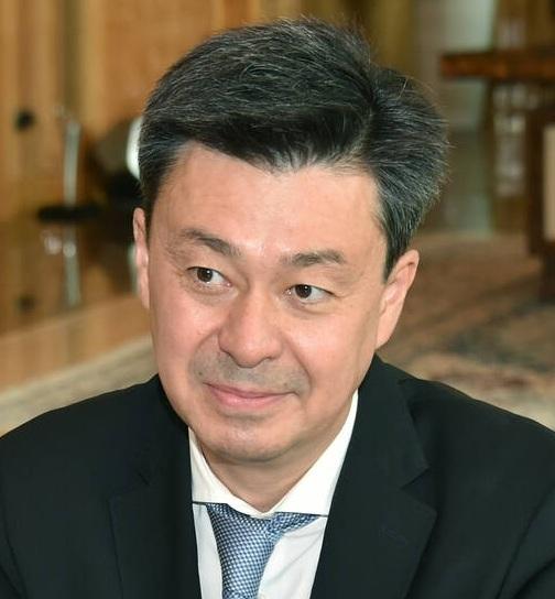 Искаков  Ерлан  Узанович, генеральный консул Казахстана в Казани