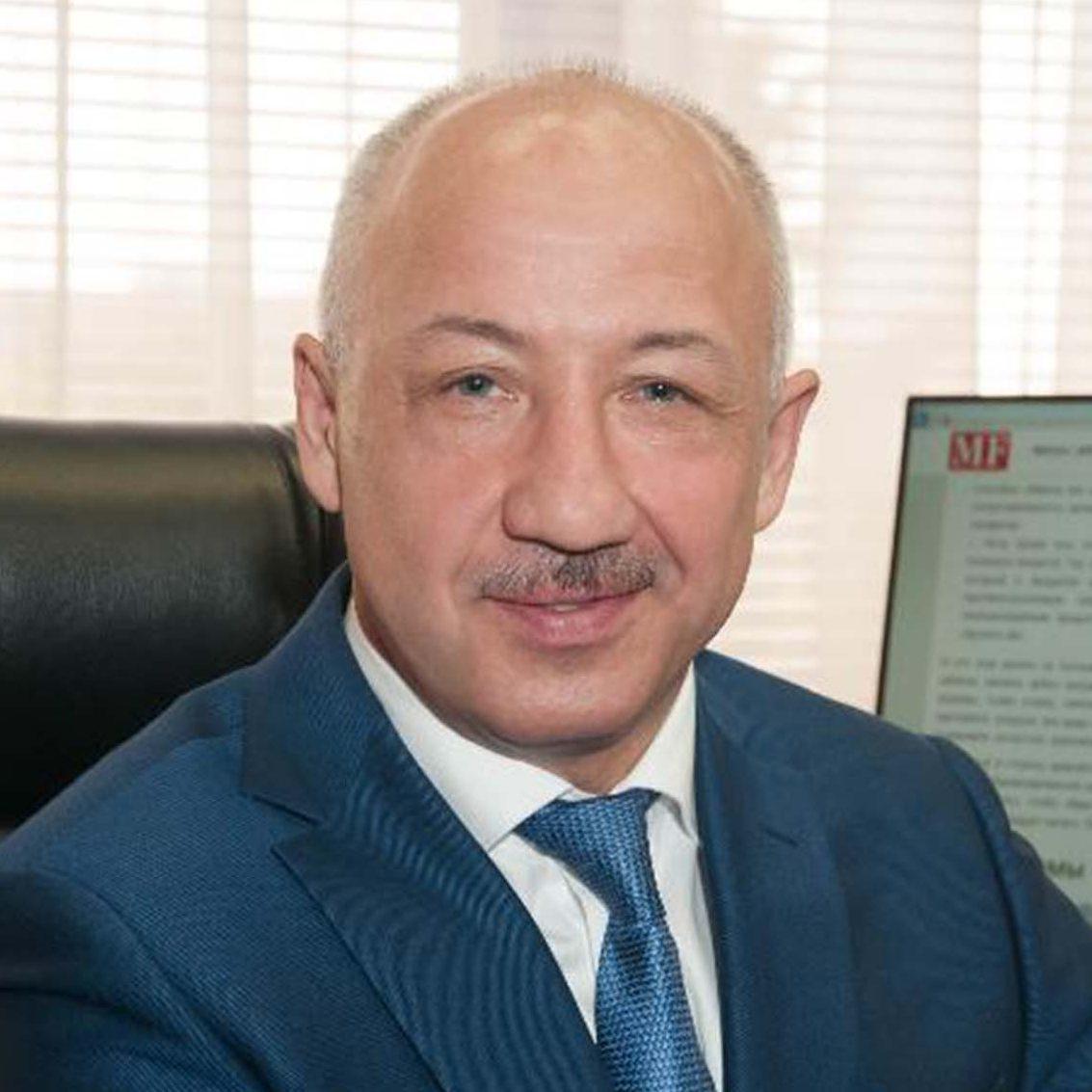 Ахметов Рамиль Уелович, гендиректор 12-й больницы Казани, депутат Госсовета РТ