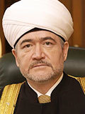 Гайнутдинов Равиль Исмагилович, председатель совета муфтиев России, председатель духовного управления мусульман европейской части России
