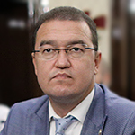 Гиматдинов Радик Рустамович, представитель АО«Российский экспортный центр» вТурции