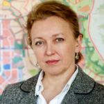 Прокофьева Татьяна Георгиевна, член союза архитекторов России