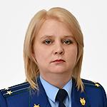 Малых Ольга Владимировна, казанский прокурор по надзору за исполнением законов на особо режимных объектах РТ