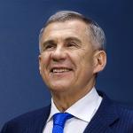 Минниханов Рустам Нургалиевич, президент Республики Татарстан