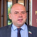 Комисаров Александр Владимирович, председатель Ассоциации малого и среднего производственного предпринимательства «Базис», депутат Госсовета РТ