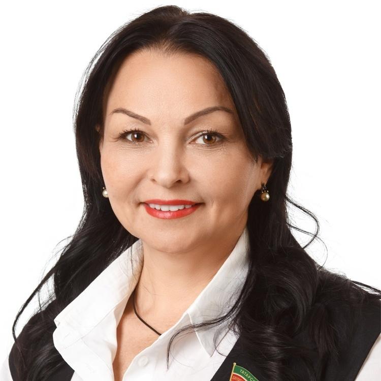 Тимергалеева Рузиля Равильевна, директор ООО «Матур 3D», депутат Госсовета РТ