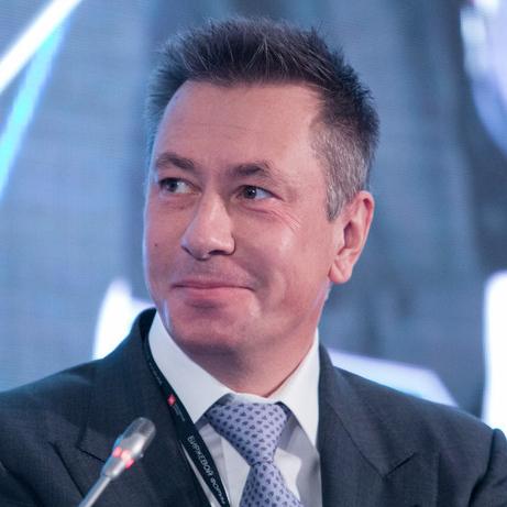 Конов Дмитрий Владимирович, председатель правления ПАО «СИБУР Холдинг»
