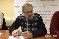 Михаил Хазин, президент Фонда экономических исследований