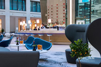 Мебель Walter Knoll в отеле Radisson Blu Berlin