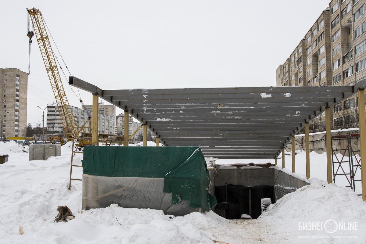 казанское метро вторая линия от сахарова до восстания к 2050
