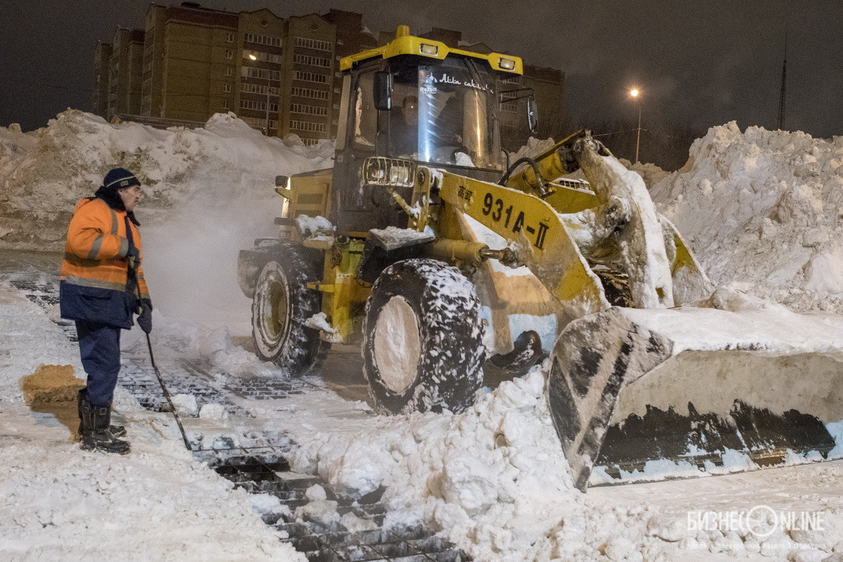 Снегоплавильные машины своими руками