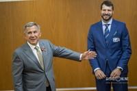 Рустам Минниханов и Александр Свитов