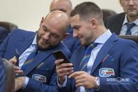 Андрей Марков и Александр Бурмистров