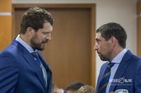 Александр Свитов и Данис Зарипов