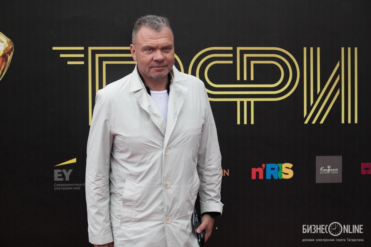 Актер Игорь Мишин
